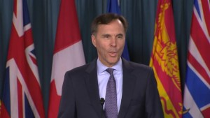 Bill Morneau controversy a distraction: Lightbound